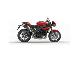 Speed Triple S Diablo Red