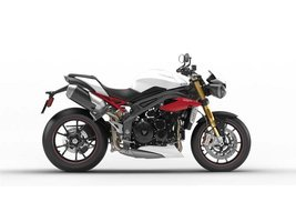 Speed Triple R Crystal White