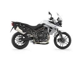 Tiger 800 XR Crystal White