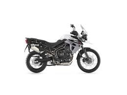Tiger 800 XCA Crystal White