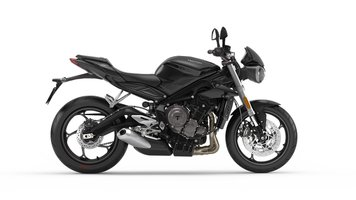 Street Triple S Phantom Black