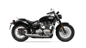 Bonneville Speedmaster Jet Black