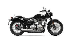 Bonneville Speedmaster Fusion White/ Phantom Black
