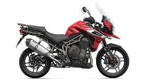 Tiger 1200 XRT Korosi Red