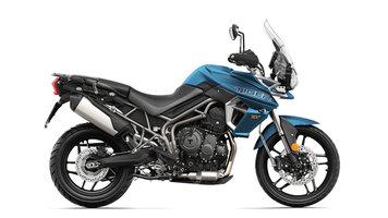 Tiger 800 XRT Mat Cobalt Blue