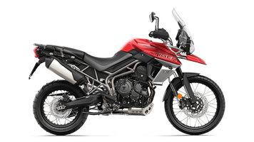 Tiger 800 XCA Korosi Red