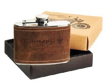 Bonneville Hip Flask