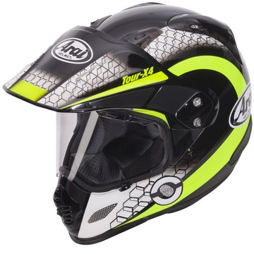 Arai Tour X4 Mesh Yellow