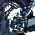Chain guard chrome
