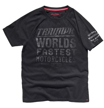 Aston Raglan Tee T-Shirt